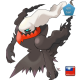 Wonderland Darkrai 2014