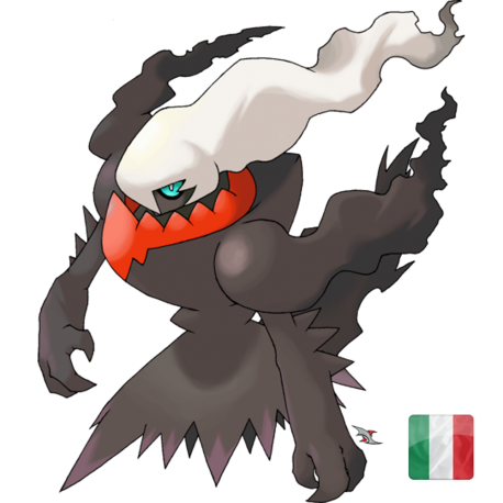 Darkrai Winter 2011