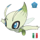 Celebi (Pokemon Bank)