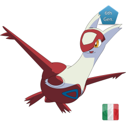 Latias and Megastone