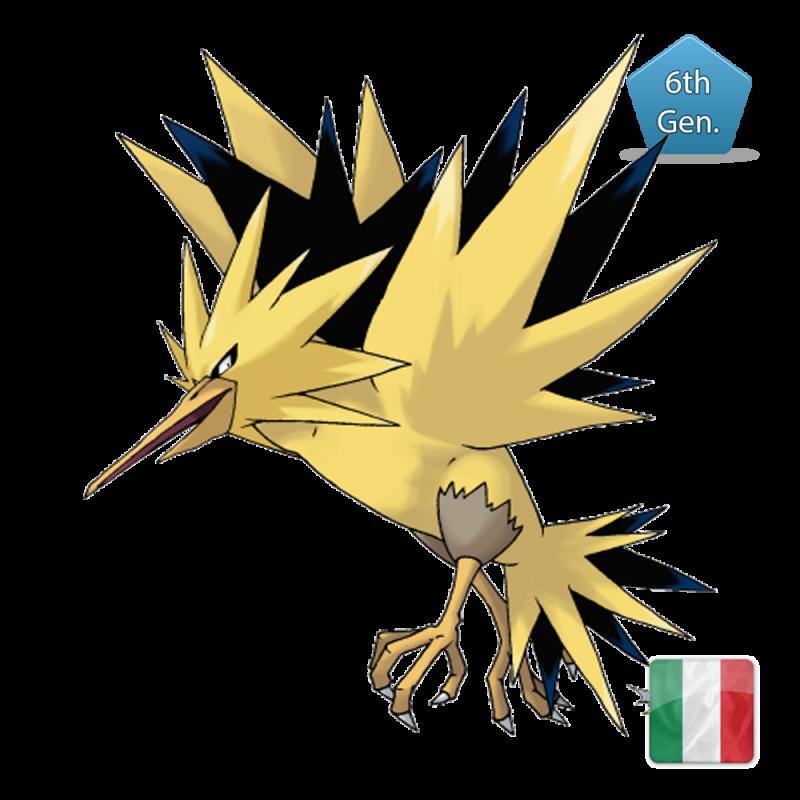 zapdos pokemonget ottieni tutti i pokemon più rari in sole luna