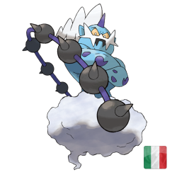 Thundurus (Incarnate or Therian)