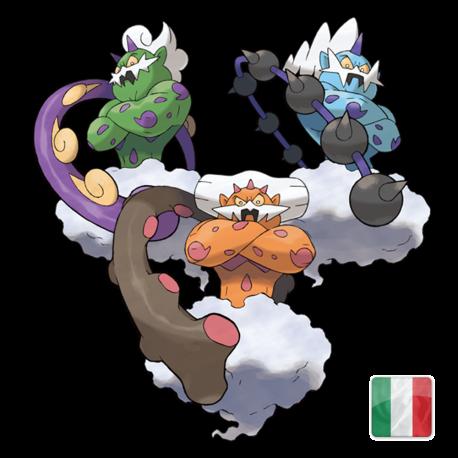 info for d8e9b 5a4ad Force of Nature Trio - PokemonGet - Ottieni tutti i Pokemon più Rari in  Sole Luna - Rubino e Zaffiro - X e Y