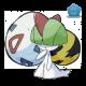 Ralts - Pokémon Center Mega Tokyo Egg