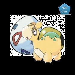 Numel (Pokémon Center Mega Tokyo Egg)
