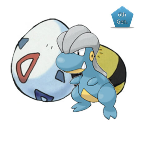 Bagon - Pokémon Center Mega Tokyo Egg