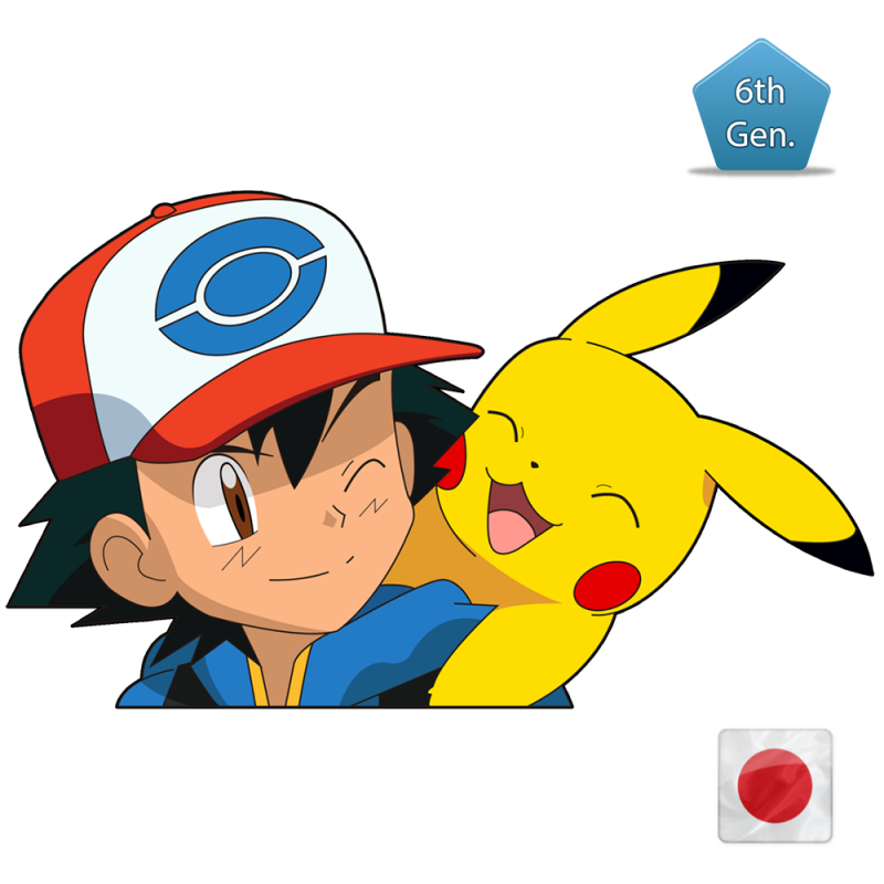 Pikachu (Ash 7Eleven)