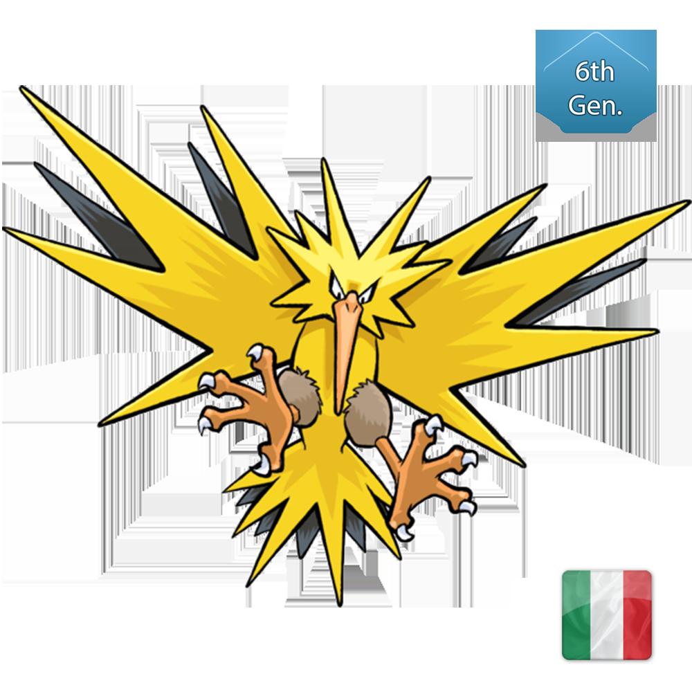 zapdos aldora 2016 pokemonget ottieni tutti i pokemon più rari