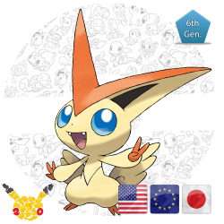 Victini 20th Anniversary