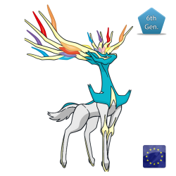 Xerneas (Shiny) Descartes