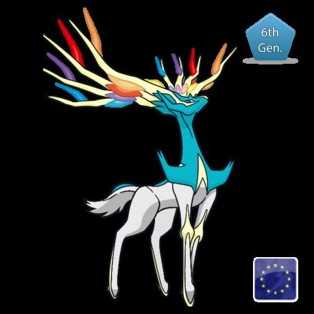 Xerneas (Shiny) Descartes - PokemonGet - Ottieni tutti i ...