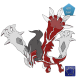 Yveltal (Shiny) Cartesio