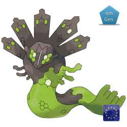 Zygarde Cartesio
