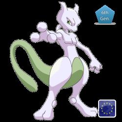 Play!Pokémon Shiny Mewtwo
