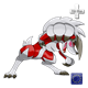 Midnight Form Lycanroc Gamestop