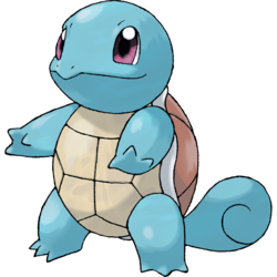 Squirtle 6 IVs (Shiny)