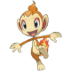 Chimchar 6IV (Shiny)