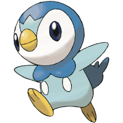 Piplup 6 IVs (Shiny)
