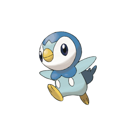 download pokemon starters piplup - photo #37