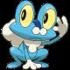 Froakie 6IV (Shiny)