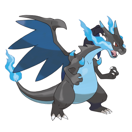 Mega Charizard X Y GAME 2014