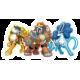 Cani Leggendari Shiny (Suicune, Entei, Raikou)
