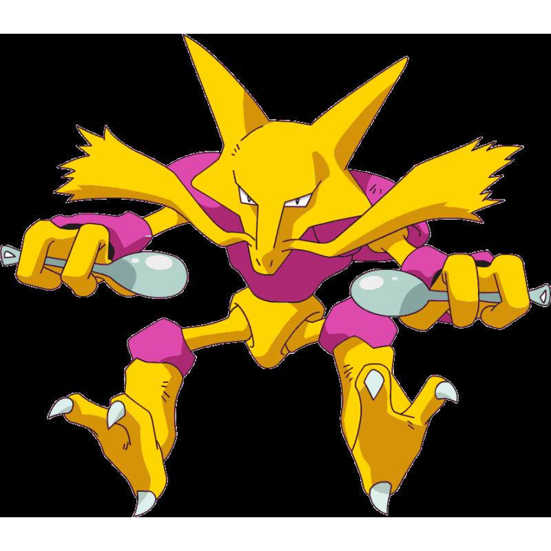 Alakazam (Shiny) 6 IVs Competitive - PokemonGet - Ottieni ...
