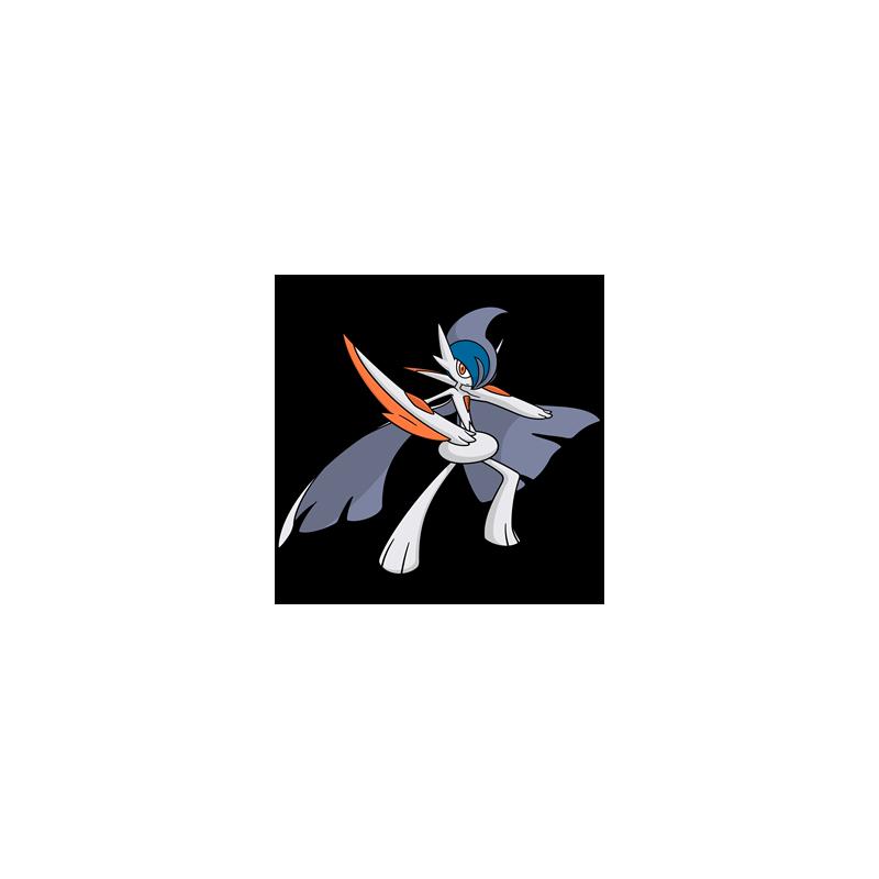 Gallade (Shiny) 6 IVs Competitive - PokemonGet - Ottieni ...