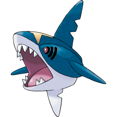 Sharpedo (Shiny) 6 IVs Competitivo
