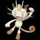 Meowth del Team Rocket