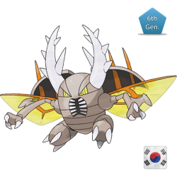 Pinsir Korean World Championship 2014