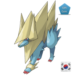 Manectric Korean World Championship 2014