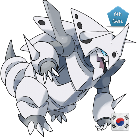 Aggron Korean World Championship 2014