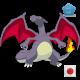 Shiny Mega Charizard Y (Pokemon Center Mega Tokyo)