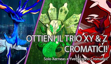 Ottieni il Trio Cartesiano Cromatico!