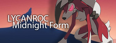 Get Lycanroc, Midnight Form!