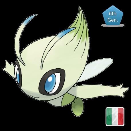 Celebi (Pokemon Bank)