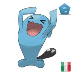 Wobbuffet di Jessie (Team Rocket)
