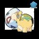 Numel - Pokémon Center Mega Tokyo Egg