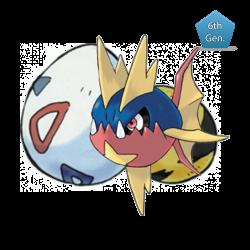 Carvanha (Pokémon Center Mega Tokyo Egg)