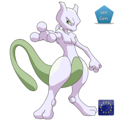 Play!Pokémon Shiny Mewtwo