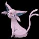 Espeon (Birthday Event Pokemon)