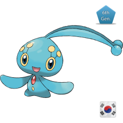 Water Tribe Manaphy