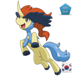 Keldeo ( Korean Strategy Guide )
