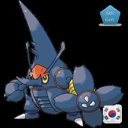 Heracross Korean World Championship 2014