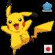 Pikachu (Birthday Event Pokemon)