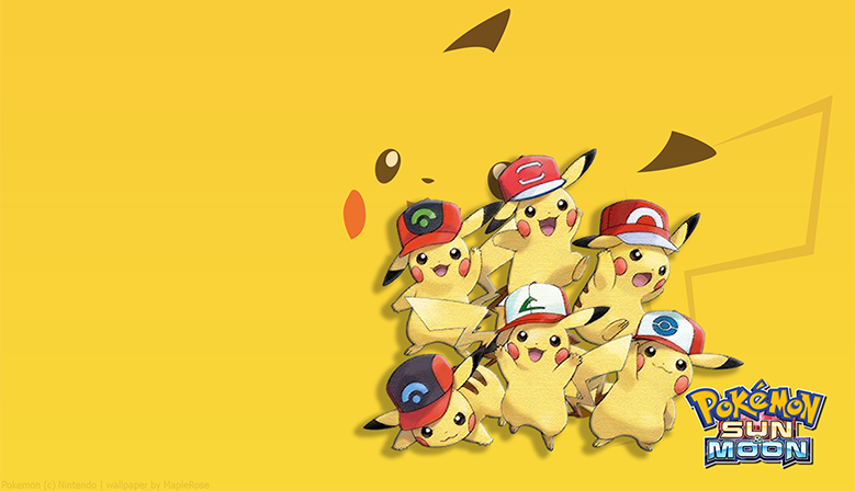Get Pikachu with Ash's Hat
